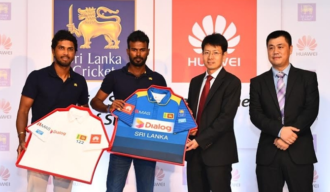 New official SLC jersey unveiled by Huawei