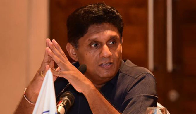 Sajith recognised as Opp. leader ; parliament adjourned