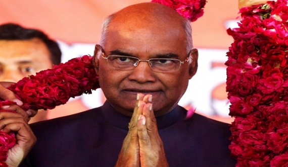 Ram Nath elected India's President
